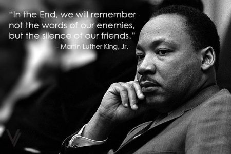 The MLK Day I'll never forget