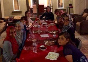 Muslim-Christian Dinner1