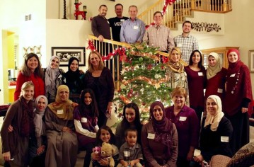Sharing Christmas traditions with Muslim friends